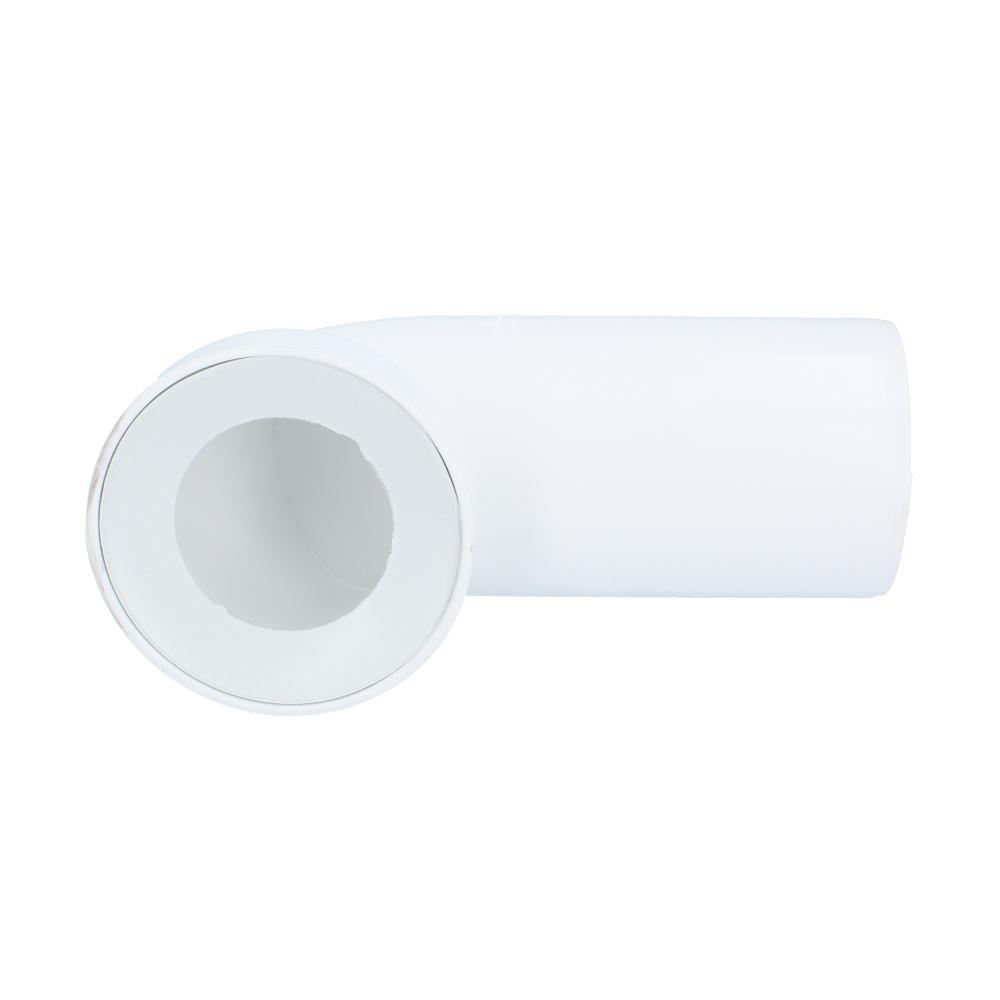 Kolano WC białe 110 mm 90 stopni