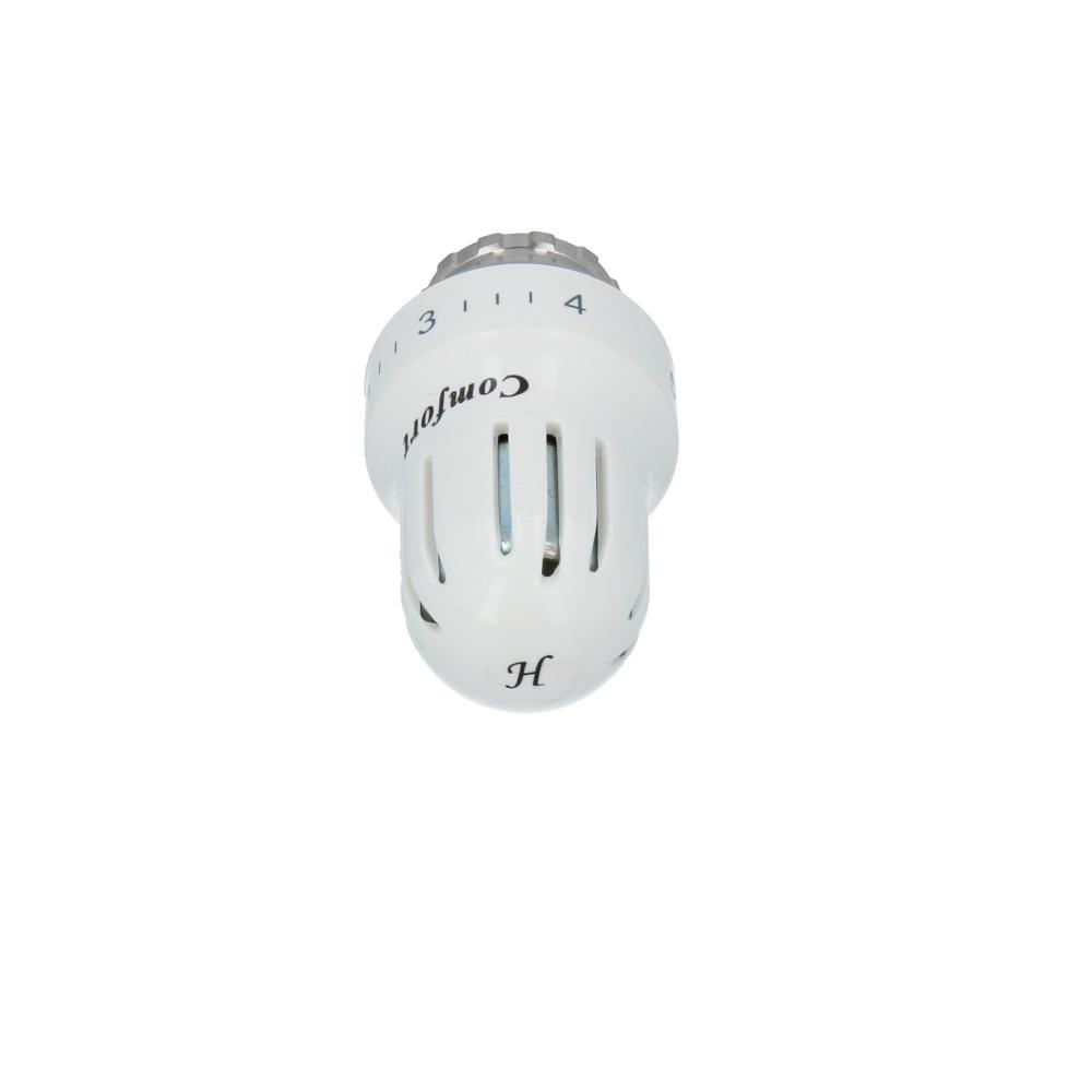 Głowica termostatyczna Comfort z blokadą M30 x 1,5