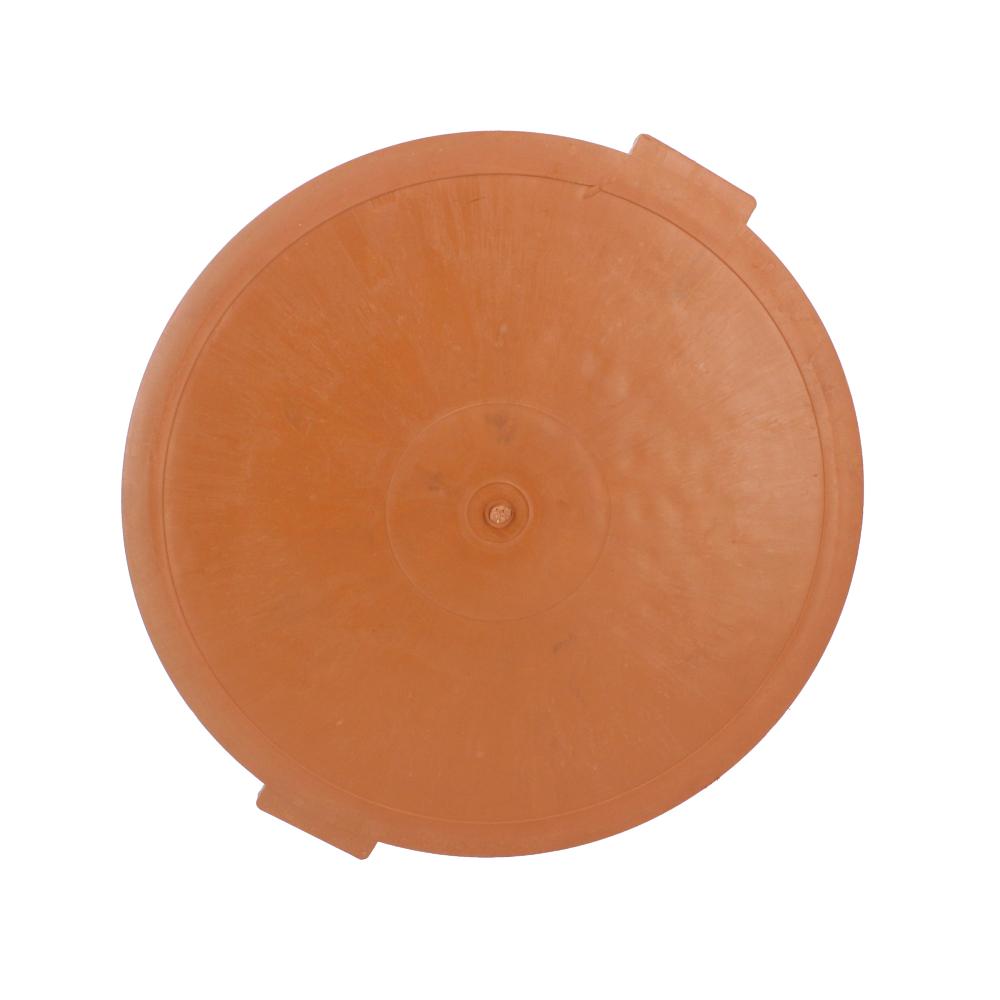 Korek kanalizacyjny 400 mm pomarańczowy