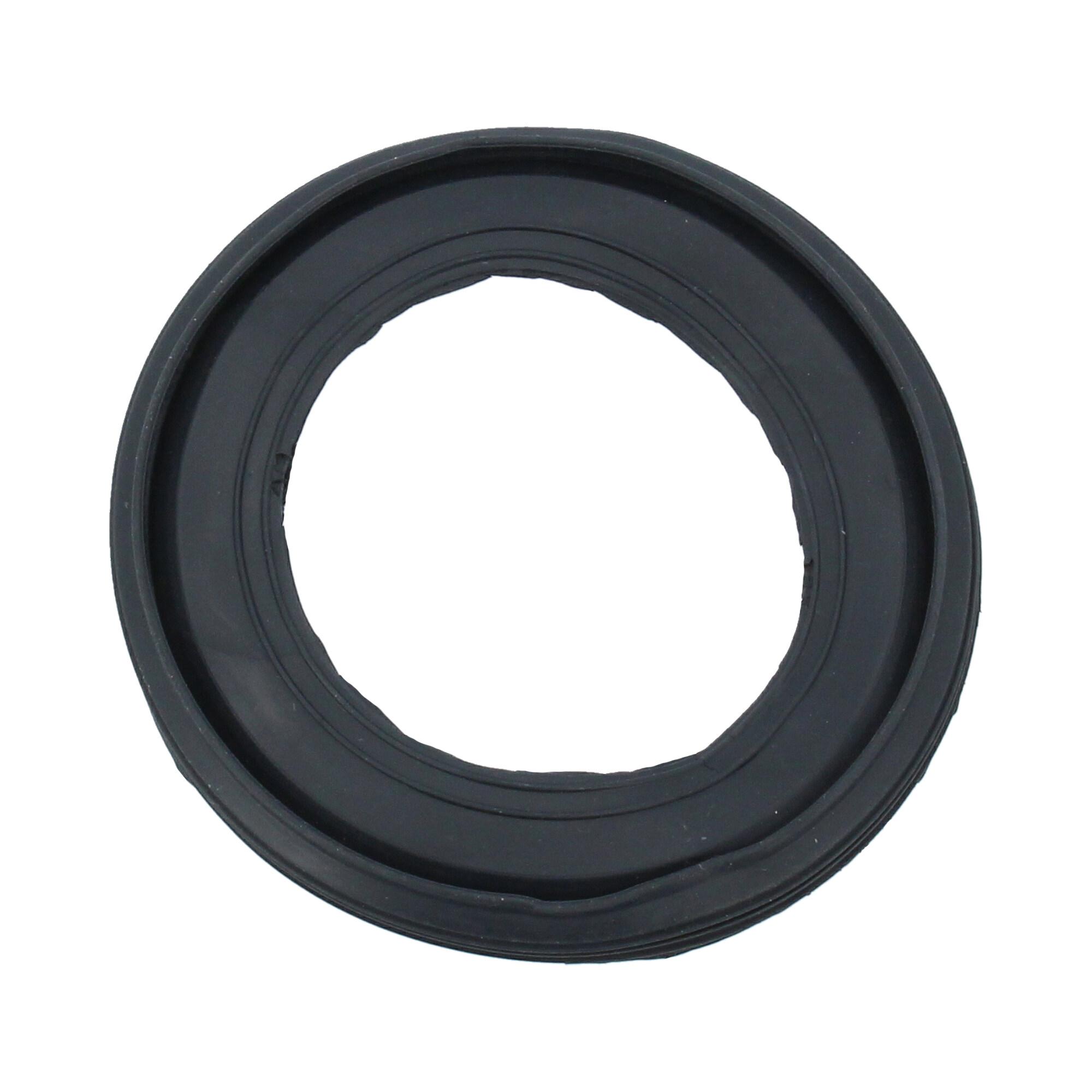 Uszczelka przyłącz kolan 110 mm czarny