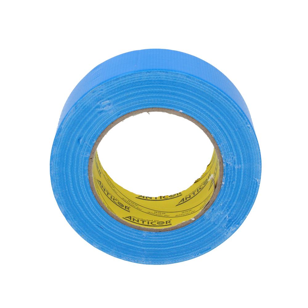 Taśma wzmacniana tkaniną Polytex 100 48 mm x 50 m niebieski