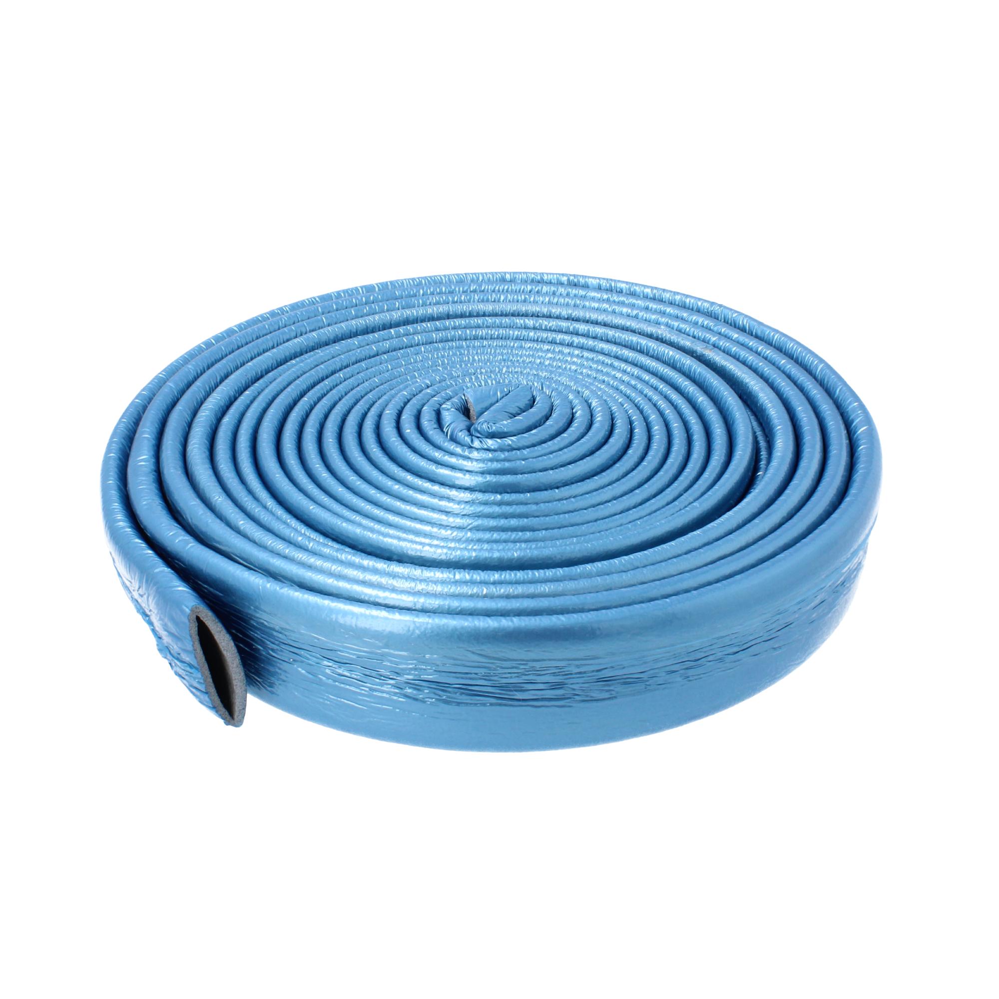 Otulina niebieska 10 m 35 mm / 6 mm