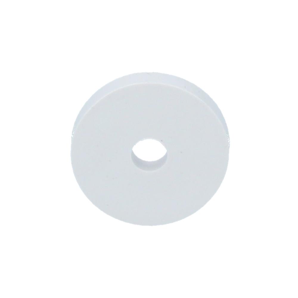 Uszczelka grzybka silikonowa biała 3/4'' 10 szt.