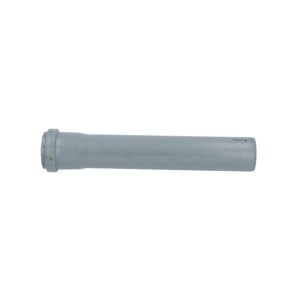 Rura kanalizacyjna 50 mm 1000 mm szary